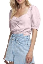 ASTR Drew Top - Front cropped