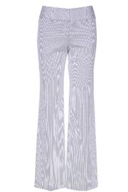 Drew Clothing Tola Striped Pants - Product Mini Image