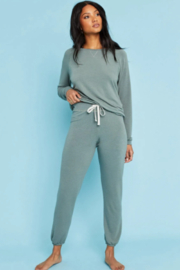 Project Social T Dried Sage Lounge Pant 6080-R5 - Product Mini Image