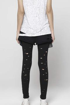 Drifter Short-Distressed Legging - Alternate List Image