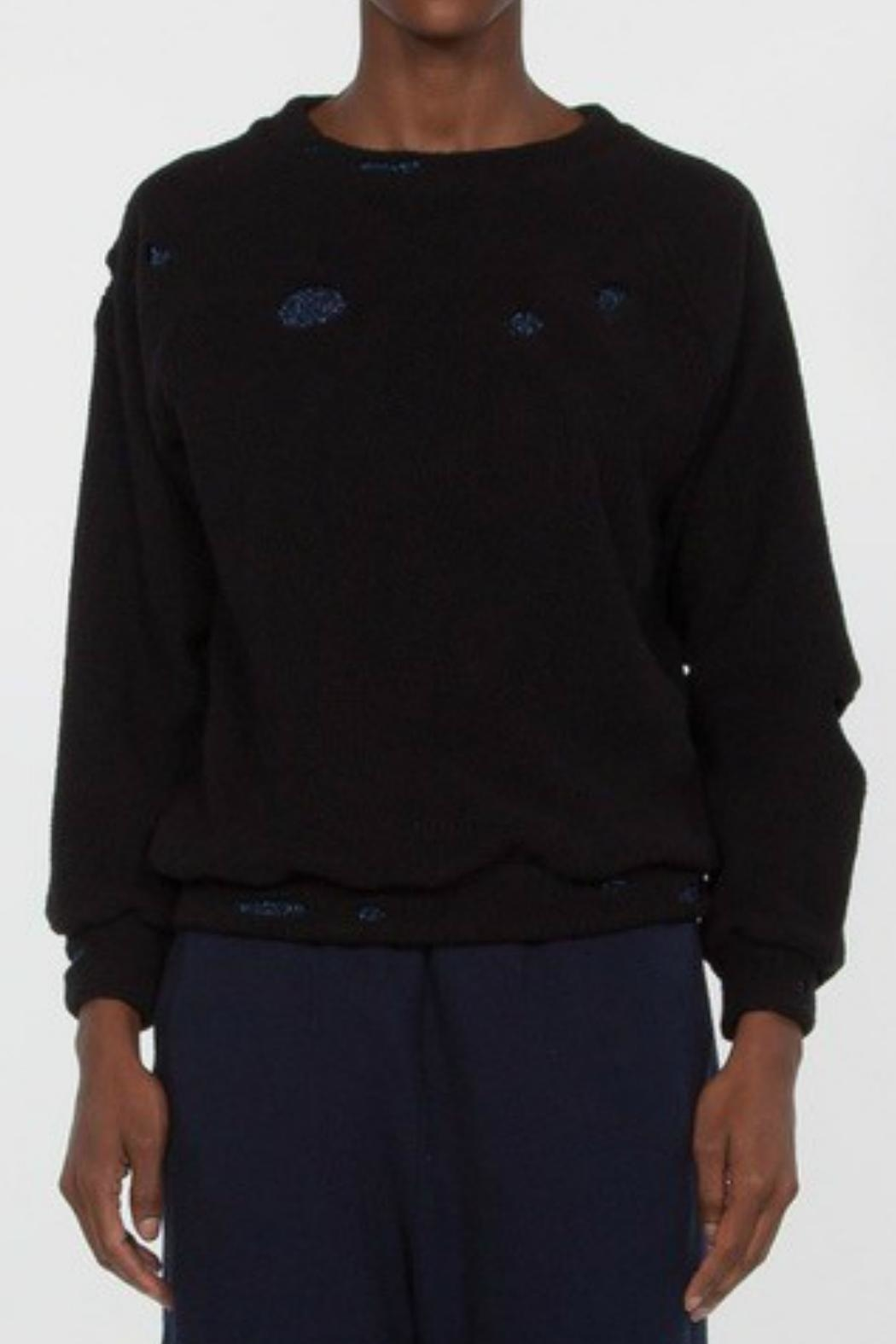 Drifter Treasure Pullover Seatshirt - Front Cropped Image