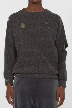 Shoptiques Product: Treasure Pullover Seatshirt