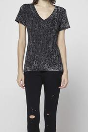 Drifter Virtue Cement Tee - Front cropped