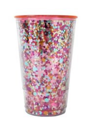Packed Party Drink Up Confeti Cup - Product Mini Image