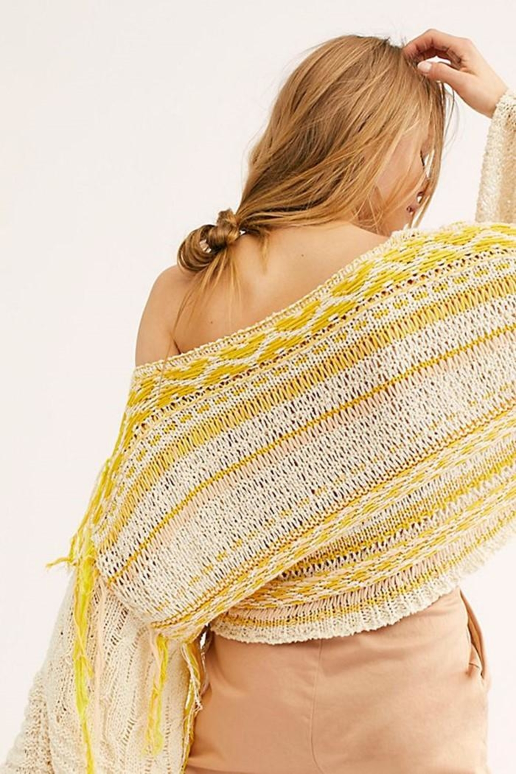 Free People Drive Through Sweater - Side Cropped Image