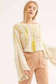 Free People Drive Through Sweater - Front cropped