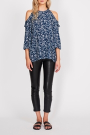 Dry Lake Drop Shoulder Top - Front cropped