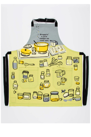 Blue Q Droppin a recipe apron - Product Mini Image