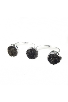 Fabulina Designs Druzy Knuckle Ring - Product List Image
