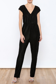 Dry Lake Cap Sleeve Jumpsuit - Product Mini Image