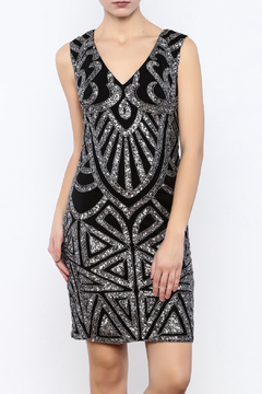 Dry Lake Sleeveless Sequin Dress - Product List Image