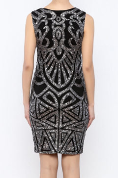 Dry Lake Sleeveless Sequin Dress - Alternate List Image