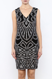 Dry Lake Sleeveless Sequin Dress - Side cropped