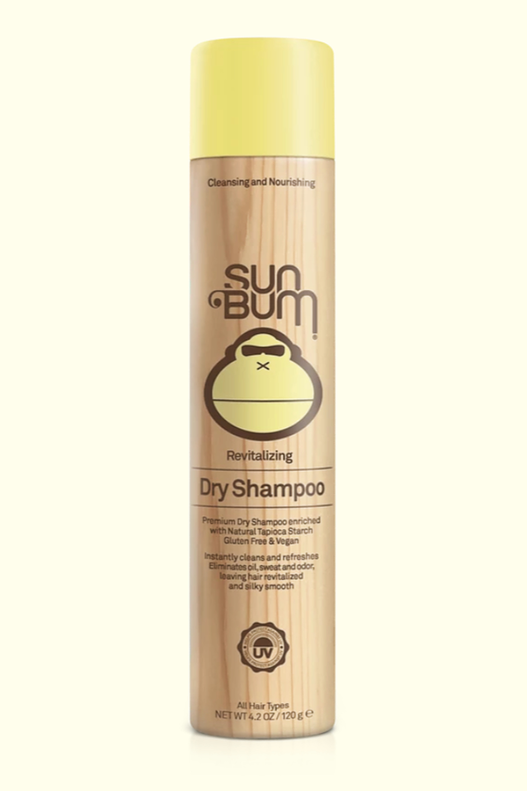 Sun Bum Dry Shampoo 4.2 Oz - Front Cropped Image