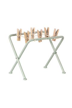 Maileg Drying Rack With Pegs - Alternate List Image