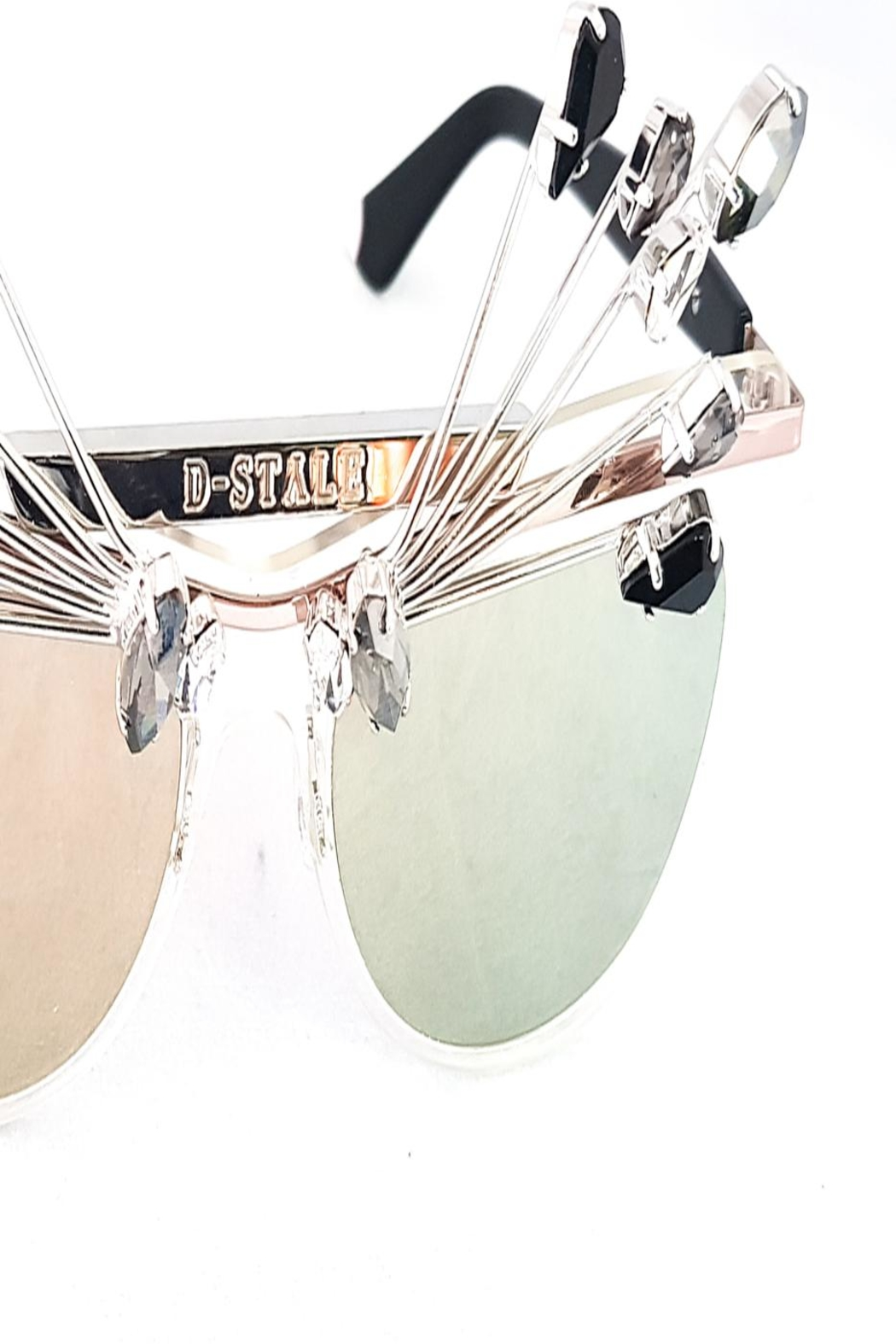 Dstyle Therain Unique Eyewear - Front Full Image