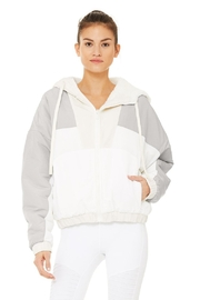 Alo Yoga  Duality Reversible Sherpa Jkt - Front cropped
