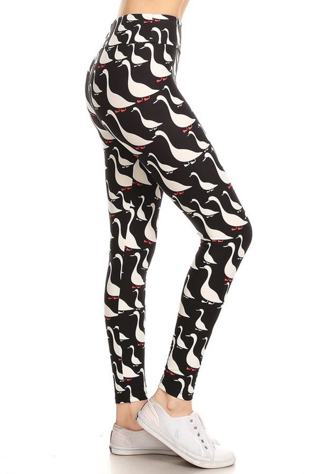 New Mix Ducks Row Legging - Main Image