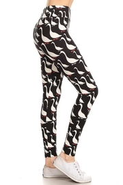 New Mix Ducks Row Legging - Product Mini Image