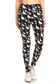 New Mix Ducks Row Legging - Front full body