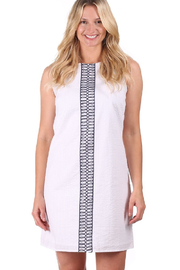 Duffield Lane Sinclair Dress - Front cropped