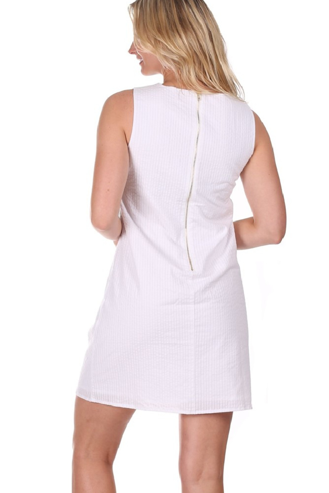 Duffield Lane Sinclair Dress - Front Full Image