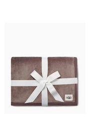 Ugg DUFFIELD THROW II - Front cropped