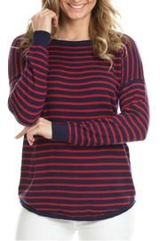 Duffield Lane Cashmere Blend Sweater - Product Mini Image