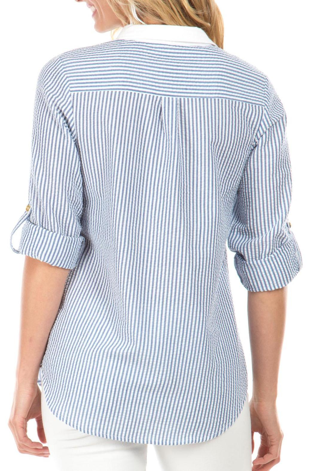 Duffield Lane The Pointe Tunic - Front Full Image