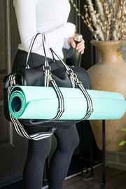 PreneLove Duffle Black Pearl - Side cropped