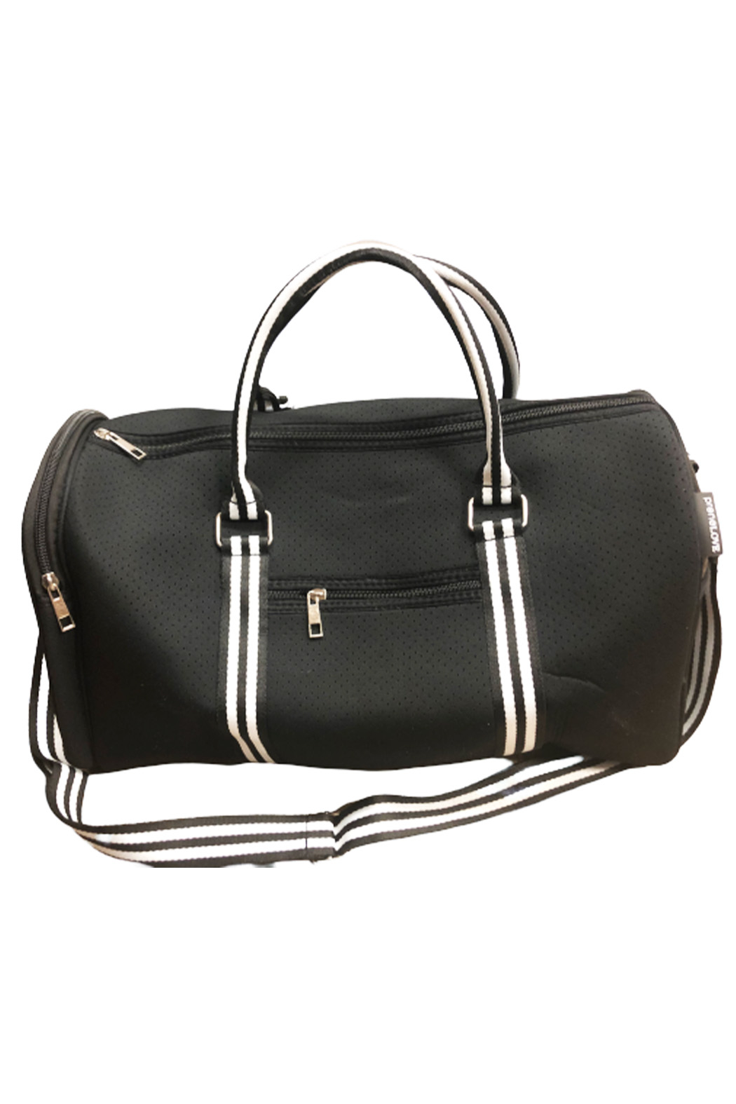 PreneLove Duffle Black Pearl - Front Cropped Image