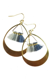 Fabulina Designs Dulah Earrings - Product Mini Image