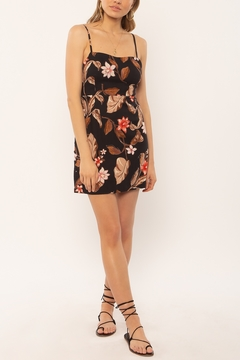 AMUSE SOCIETY Dulce Floral Dress - Product List Image