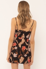 AMUSE SOCIETY Dulce Floral Dress - Front full body
