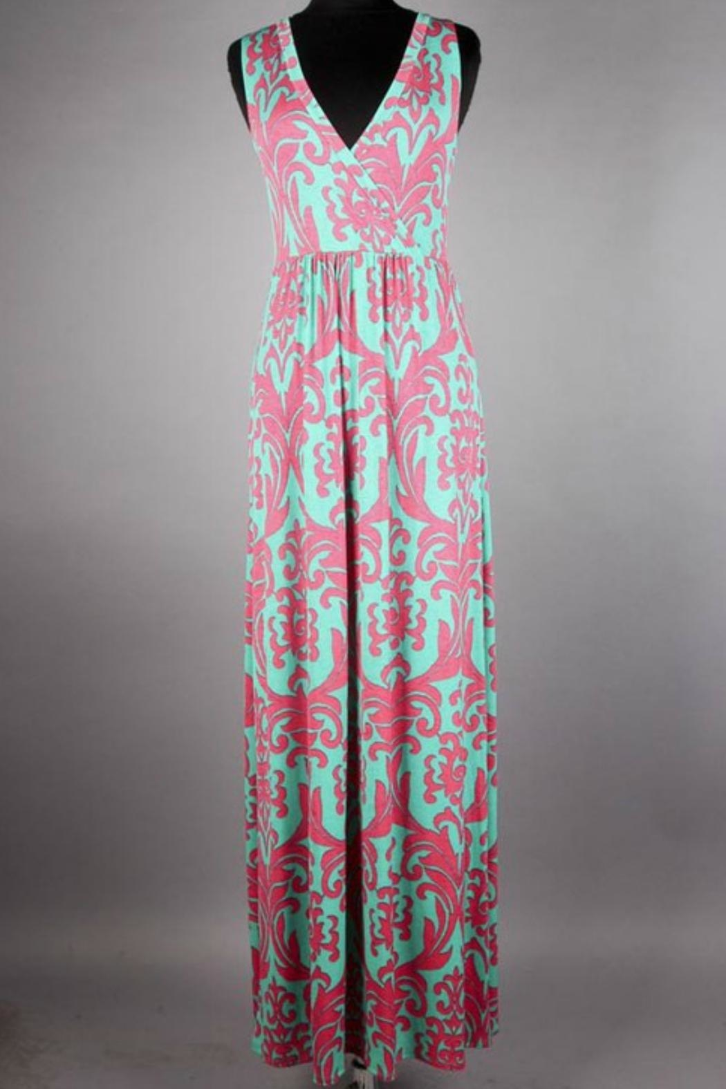 Imagine That Dulcet Maxi - Side Cropped Image