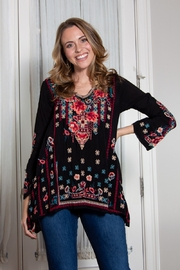 Johnny Was Dulci Embroidered Tunic - Product Mini Image