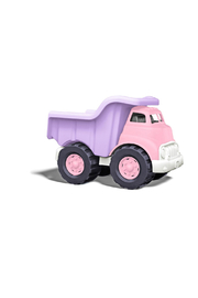 Green Toys Dump Truck Pink - Product Mini Image