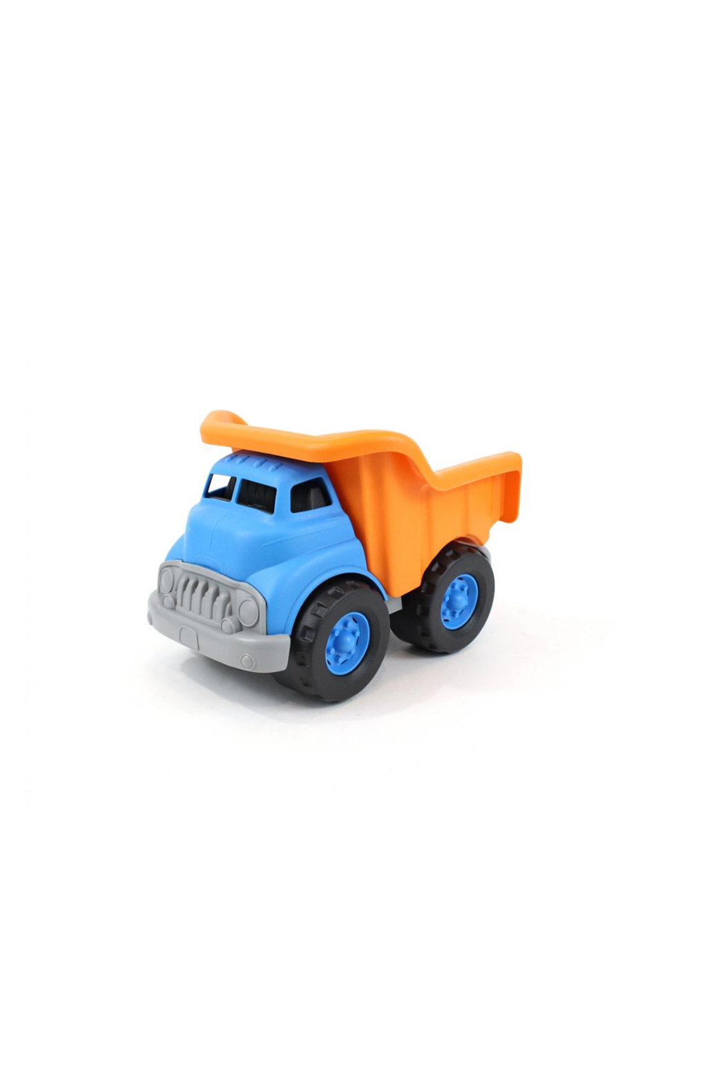Green Toys Dump Truck Red - Front Cropped Image