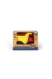 Green Toys Dump Truck Red - Side cropped