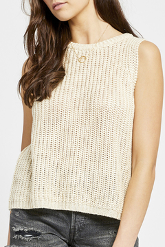 Gentle Fawn Dunbar Knit Sweater Tank - Product List Image