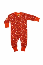 DUNS Sweden Strawberries Zipsuit - Front cropped