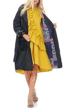 TOV Duo Finch Coat - Product List Image