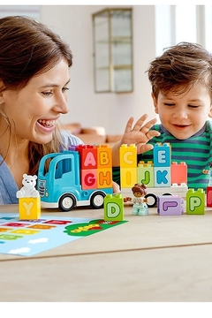 Shoptiques Product: Duplo My First Alphabet Truck