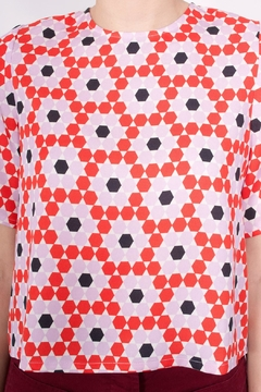 Dusen Dusen Mask Blouse - Alternate List Image