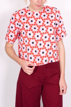 Dusen Dusen Mask Blouse - Product List Image