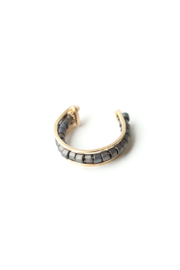 Sarah Briggs Dusk Ear Cuff - Front cropped