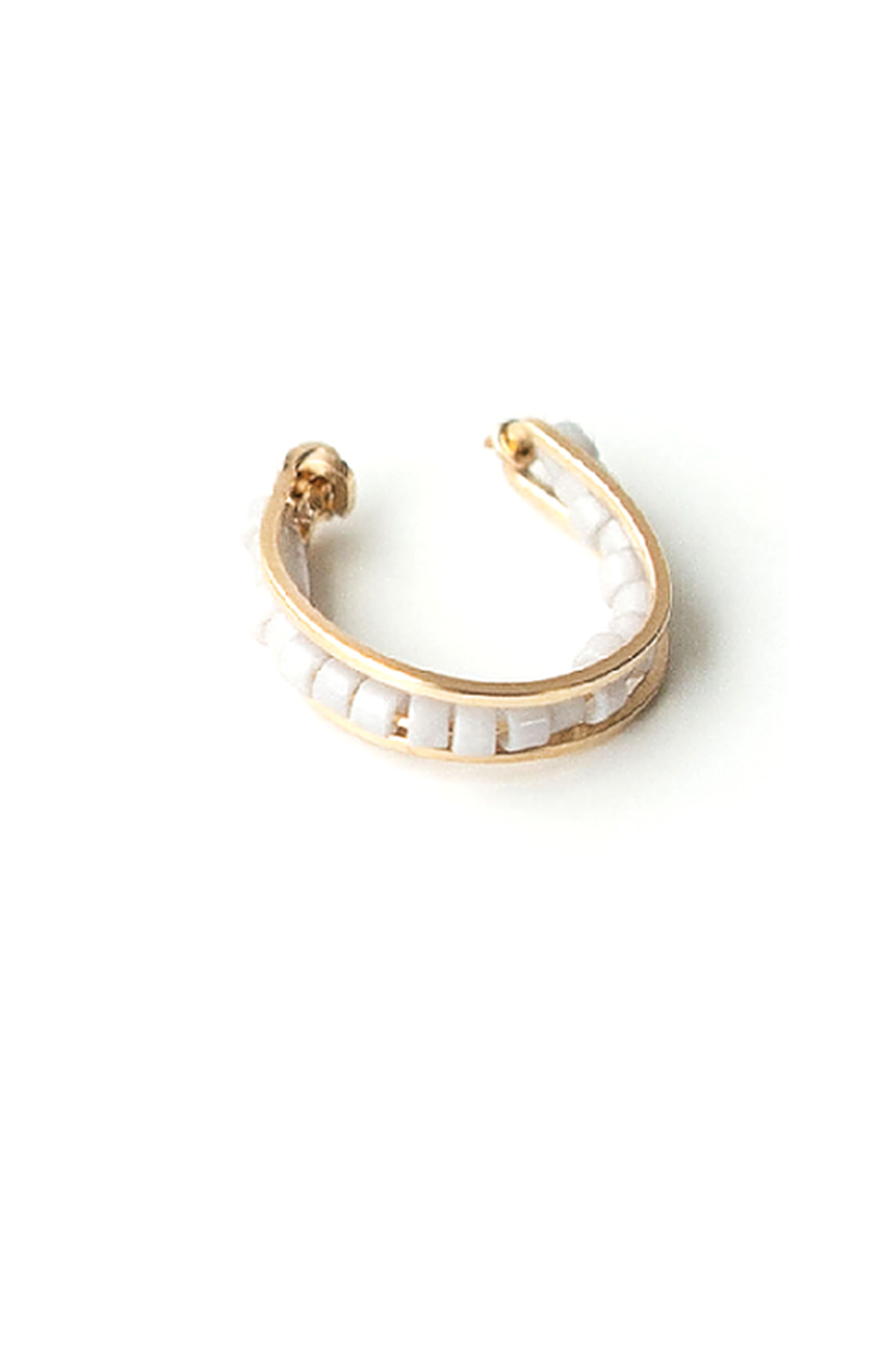 Sarah Briggs Dusk Ear Cuff - Front Cropped Image
