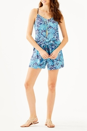 Lilly Pulitzer Dusk Reversible Top - Side cropped
