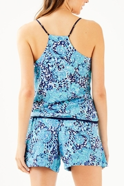 Lilly Pulitzer Dusk Reversible Top - Front full body