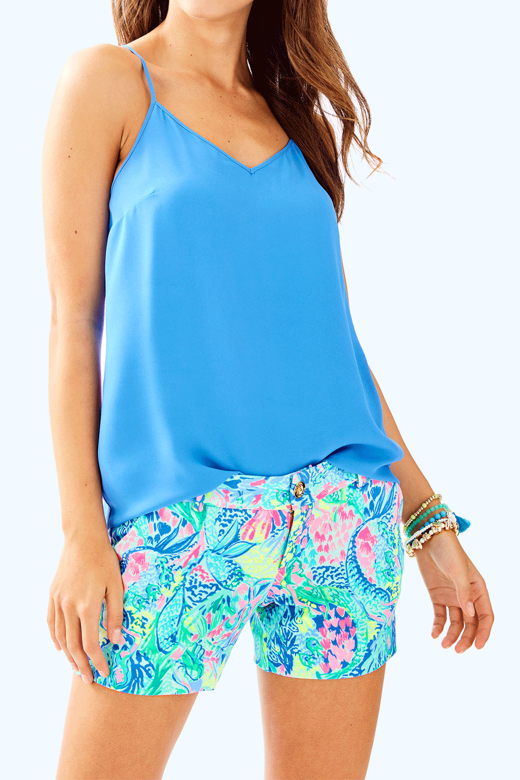 Lilly Pulitzer Dusk Top - Main Image